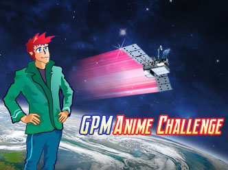GPM Anime Challenge banner, by Jacob Reed