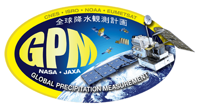 GPM Logo: Global Precipitation Measurement