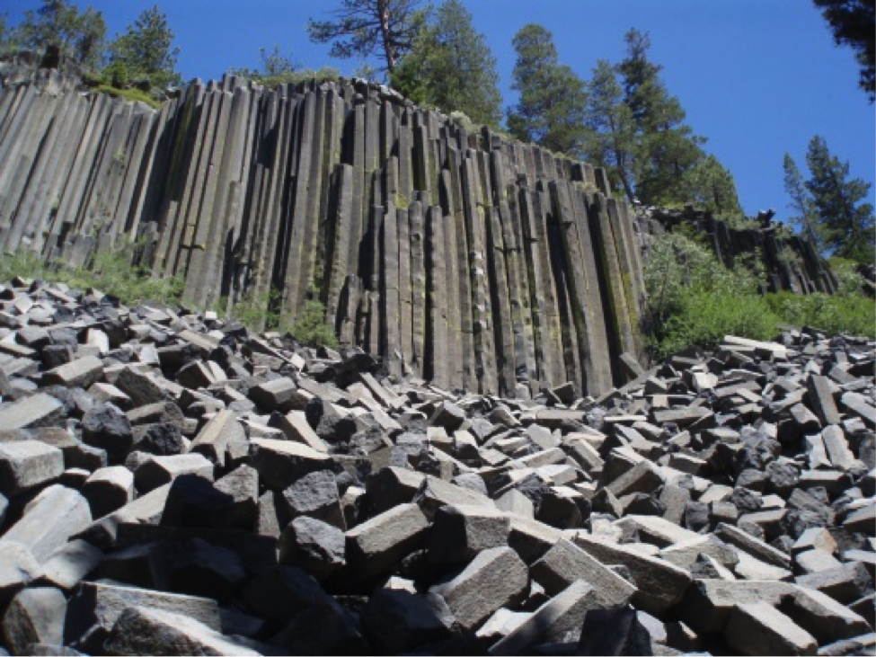 Devils Postpile example image