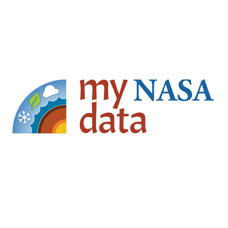 My NASA Data logo