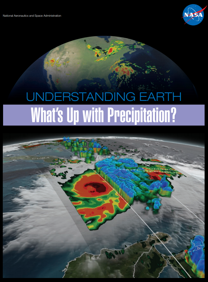 Cover of the Understanding Earth brochure.