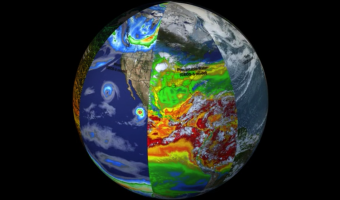 Earth Observations of Water eBook