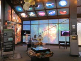The Goddard Visitor center