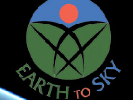 Earth to Sky logo
