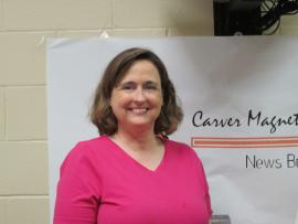 Charlotte Cook is a National Board Certified Teacher that teaches Pre-K through fifth grades at Carver Magnet Elementary School in Little Rock, AR.