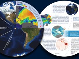 Earth Wheel Lesson Plan