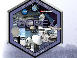 GCPEx logo on a snowy background
