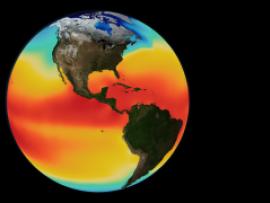 Sea Surface Temperature, Salinity and Density