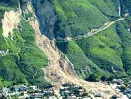 Erosion and Landslides