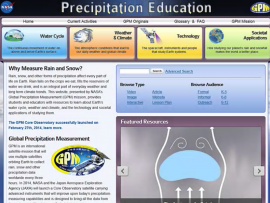 Video Tour of the Precipitation Education Website
