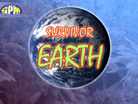 """Survivor: Earth"" Lesson Plan Series"