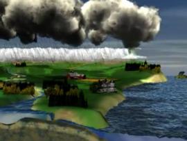 the water cycle animation precipitation education Water Atom Diagram