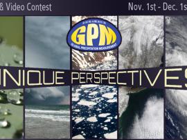 "GPM ""Unique Perspectives"" Contest"