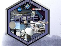 GCPEx logo on a snowy background