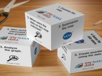 My NASA Data - Data Literacy Cubes
