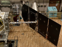 Screenshot from solar deployment test