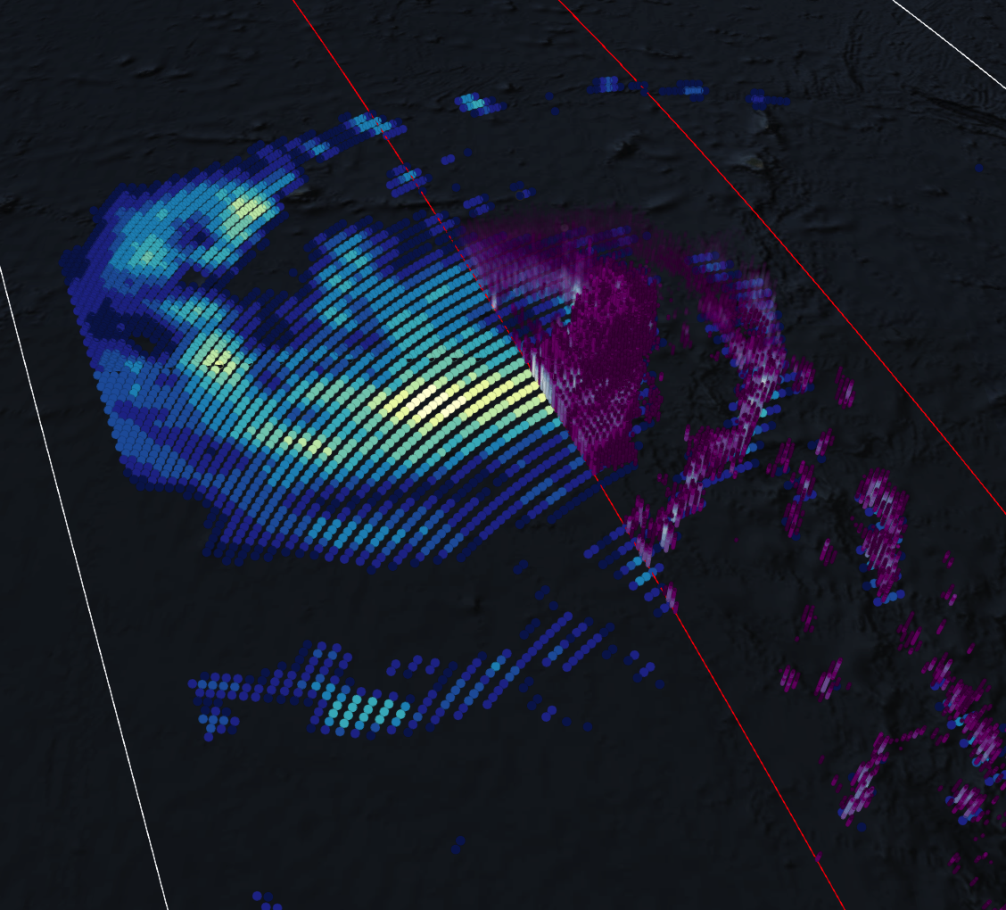 GPM View Hurricane Rosa in the Eastern Pacific