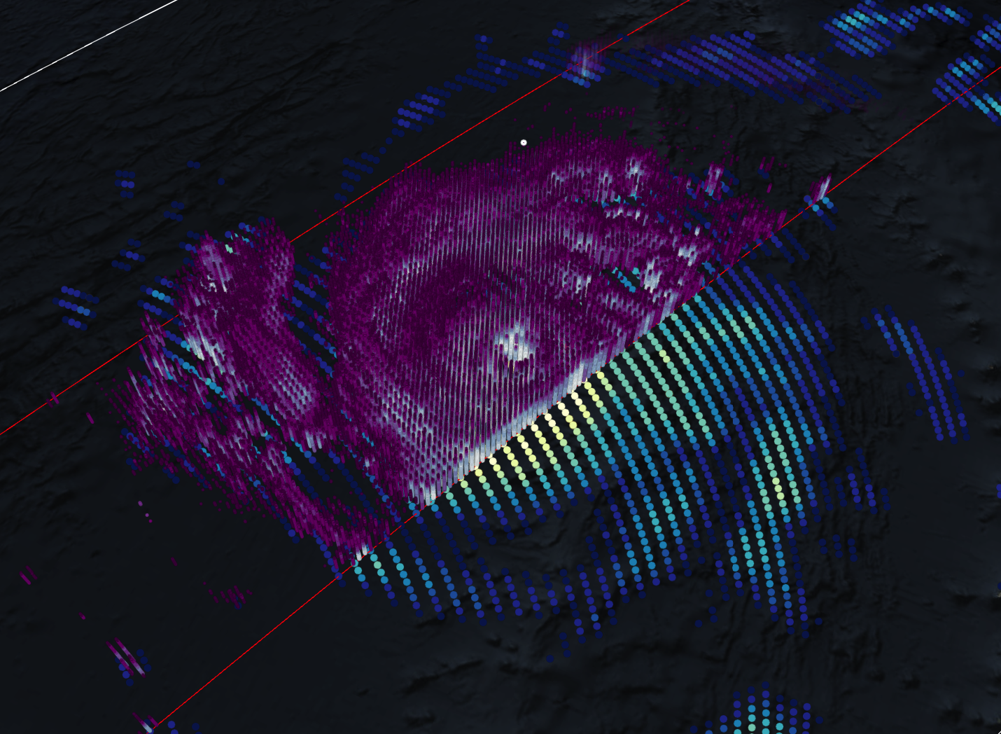 GPM Views Super Typhoon Jebi Twice