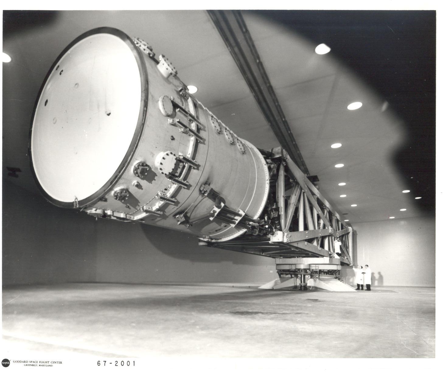 High Capacity Centrifuge in the 1960's   Precipitation ...