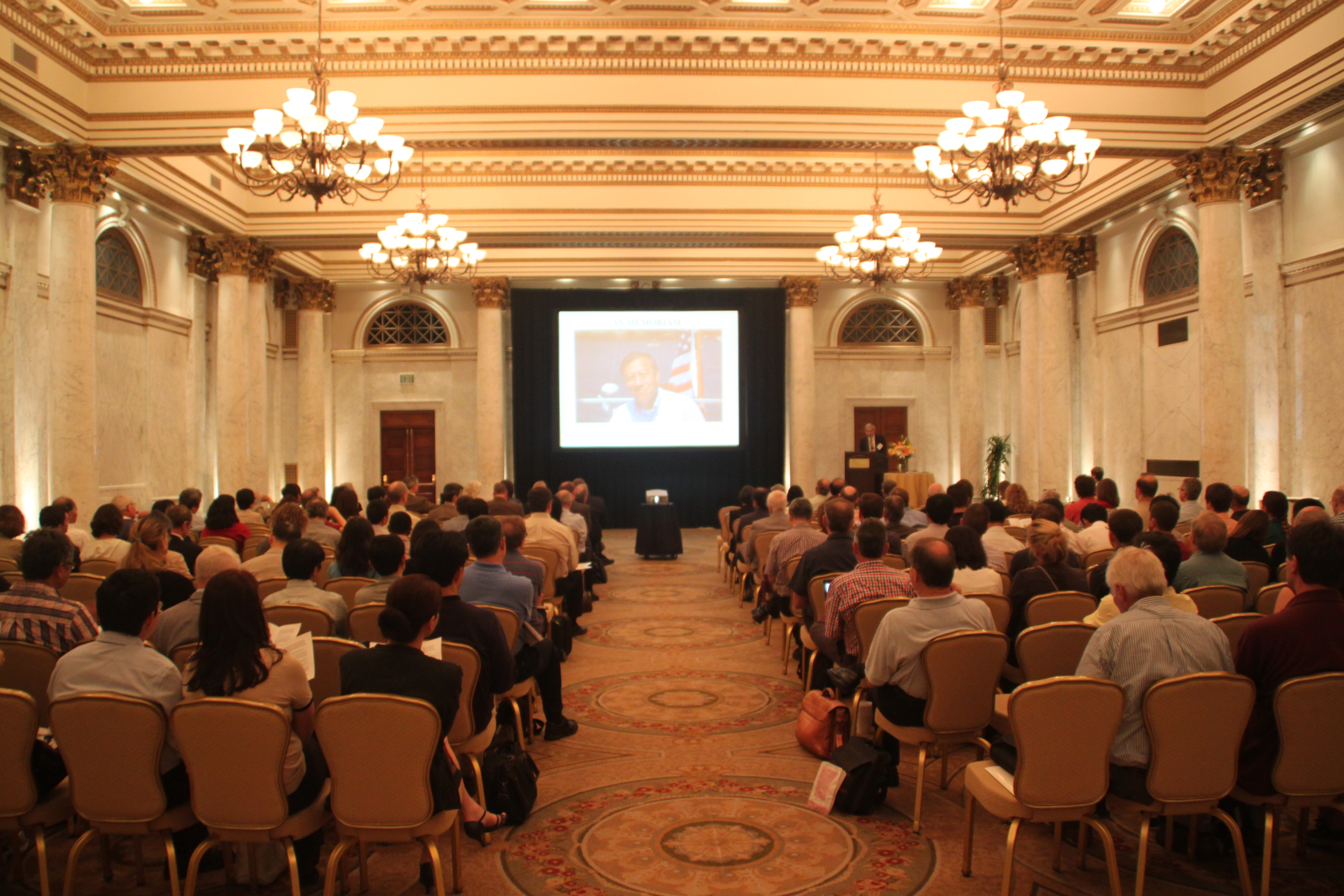 Dr. Arthur Hou Memorial Symposium at the 2014 PMM Science Team Meeting