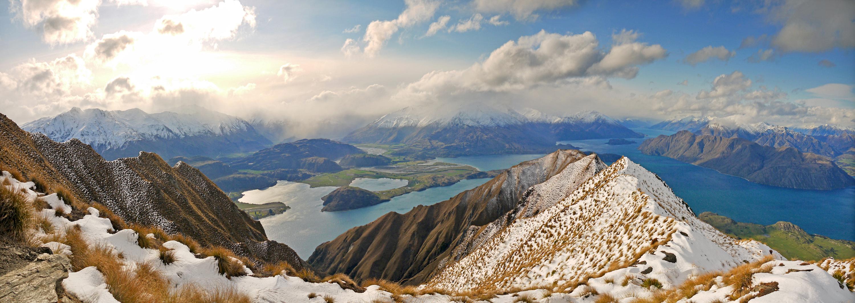 Wanaka New Zealand  city pictures gallery : Mount Roy, Wanaka, New Zealand, by Steven Sandner | Precipitation ...