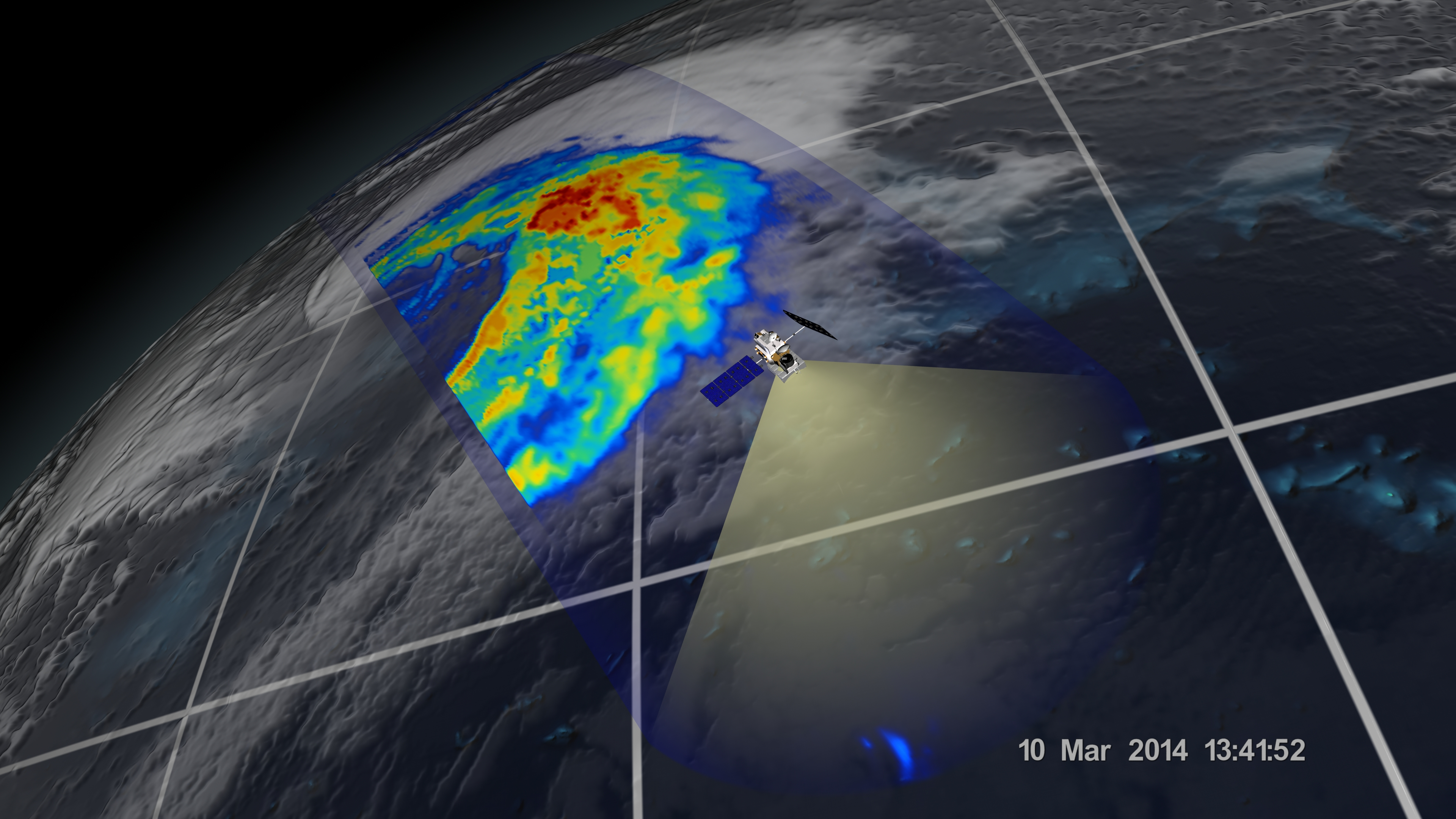 First Images from GPM Microwave Imager