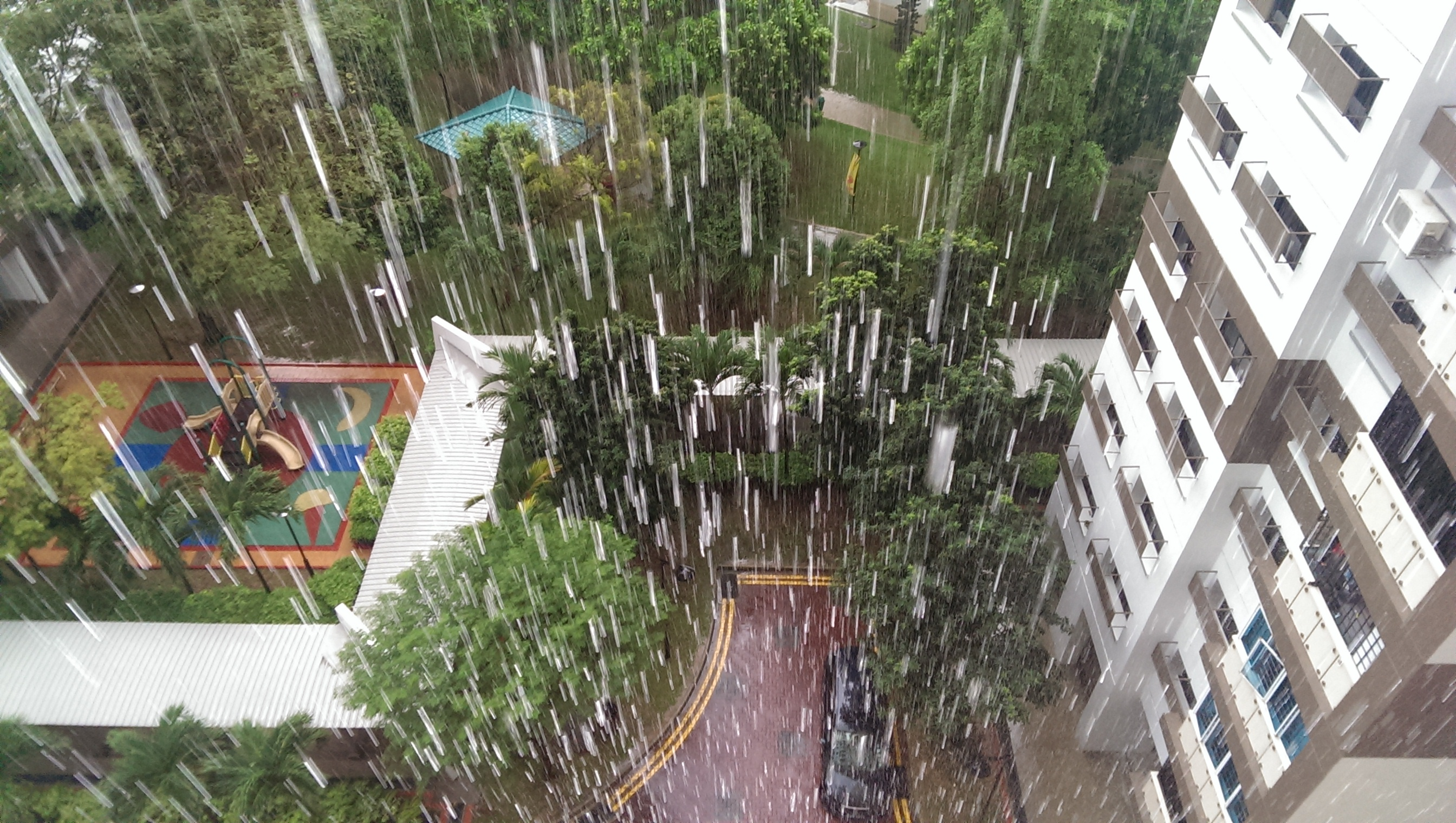 Description: Rainin on my Birthday, by Bryan Lee Jie Long