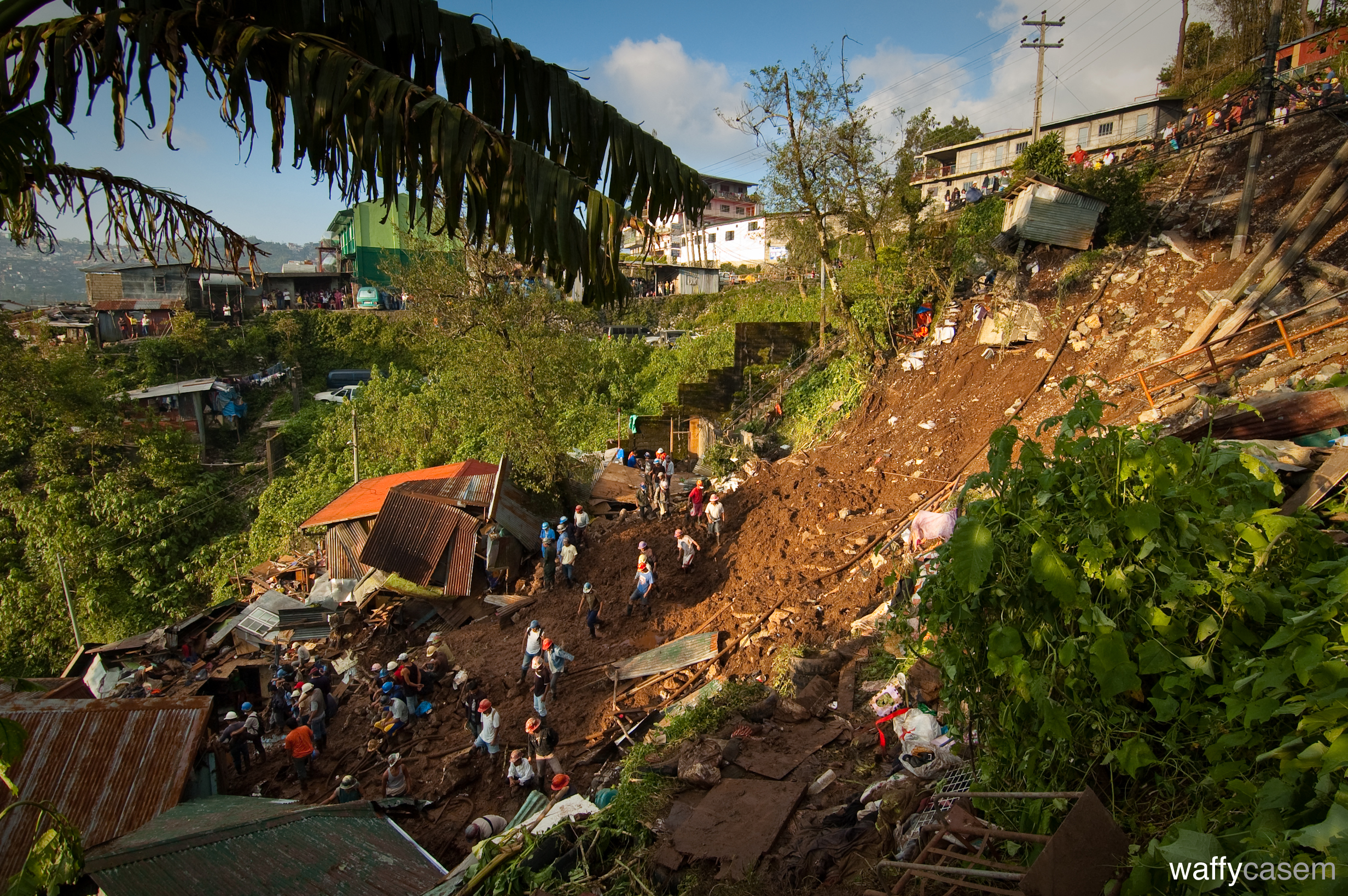 philippines landslide When the international criminal court first said it was looking into widespread murders under president rodrigo duterte's antidrug campaign in the philippines, he said he welcomed a chance.