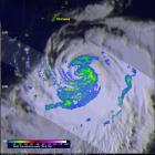 A Weaker Typhoon Halong Moves Toward Japan