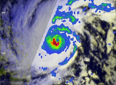 Super Typhoon Hagupit Threatens Philippines