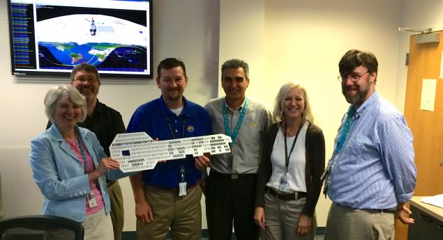GPM Satellite Passes Check-out, Starts Mission