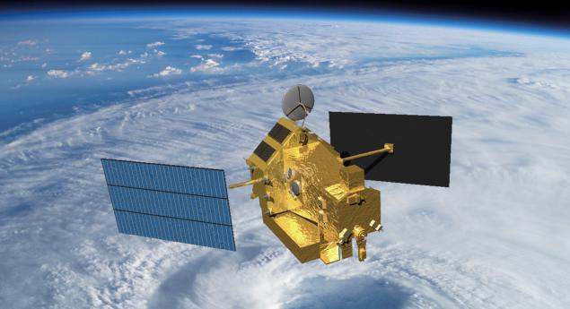 Goodbye to TRMM, First Rain Radar in Space