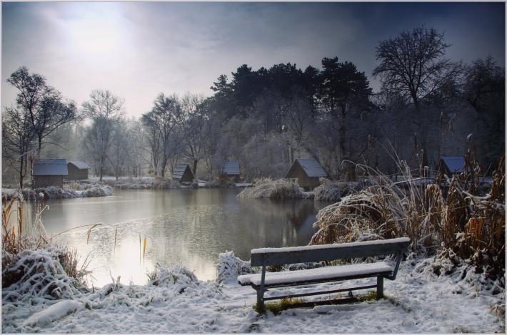 White Silence, by Gabor Dvornik