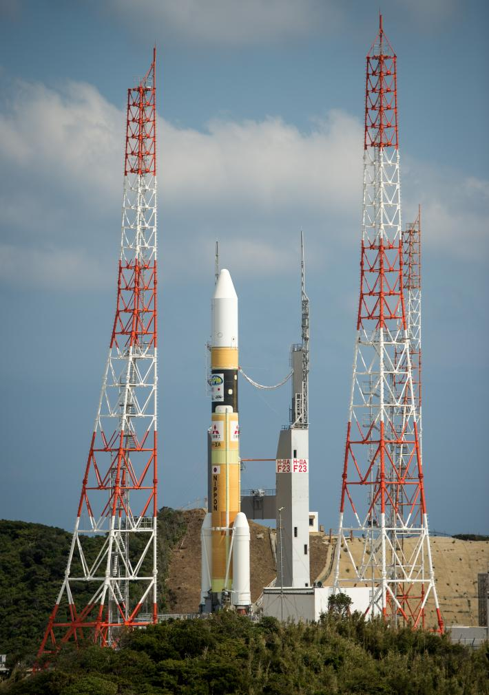 GPM rollout to the launchpad