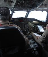 DC-8 Cockpit