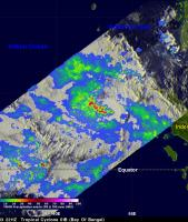 TRMM Sees Tropical Cyclone 01B