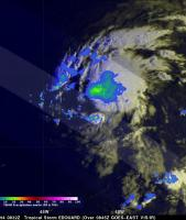 Tropical Storm Edouard forms in the Atlantic