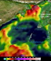 Deadly Tropical Cyclone Mahasen Comes Ashore