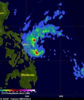 Mekkhala Becomes A Typhoon, Drenches The Philippines
