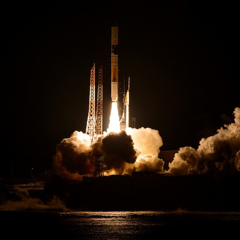 GPM liftoff