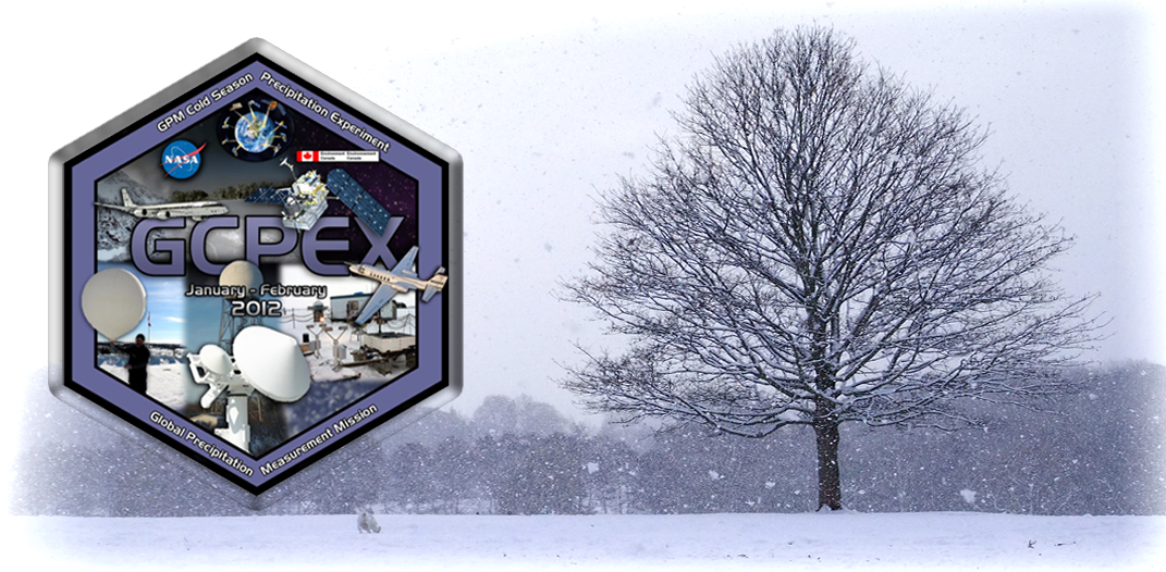 GCPEx Banner with logo and snowfall scene