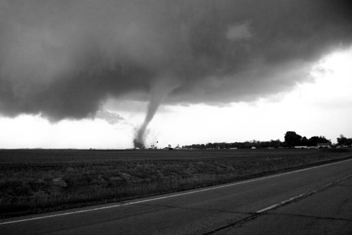 Illinois Tornado, by Terrence Cook