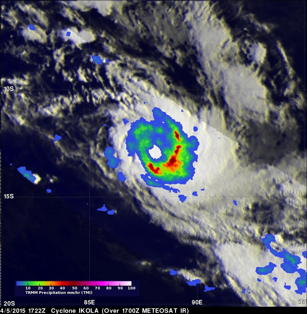 Cyclone Ikola
