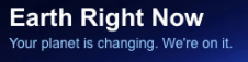 Earth Right Now logo