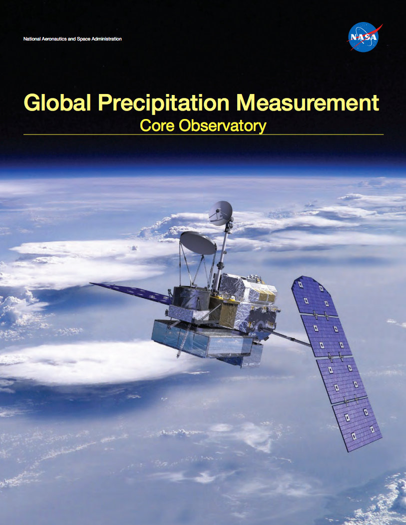 Global Precipataion Measurement Core Observatory