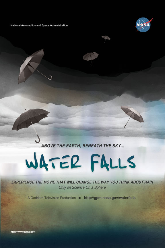 Water Falls movie poster.