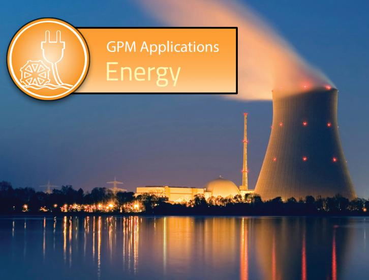 GPM Applications: Energy