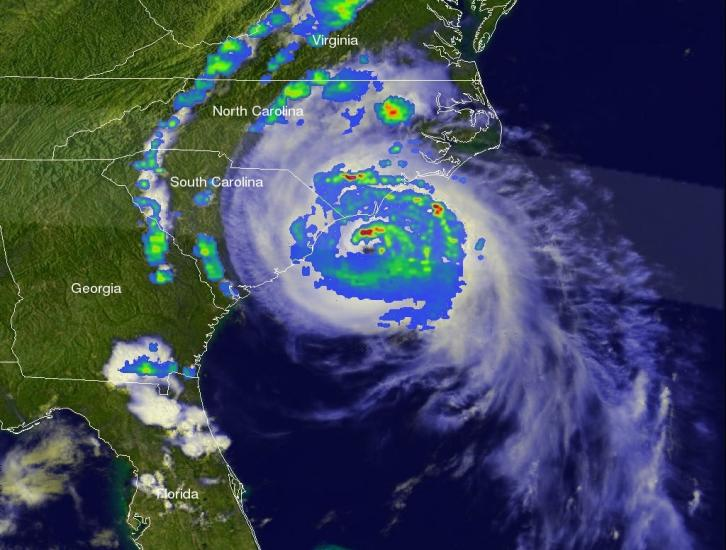 5 Year Anniversary of Hurricane Arthur