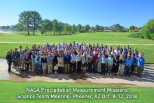 2018 PMM Science Team Meeting Group Photo