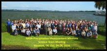 2016 PMM Science Team Meeting Group Photo
